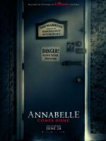 Anabelle 3 : la maison du mal