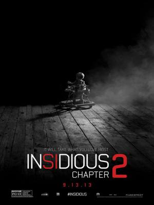Insidious: chapitre 2